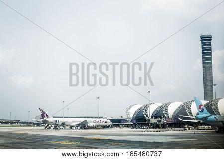 Qatar Airlines Boeing 777