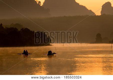 Summer Lakeside