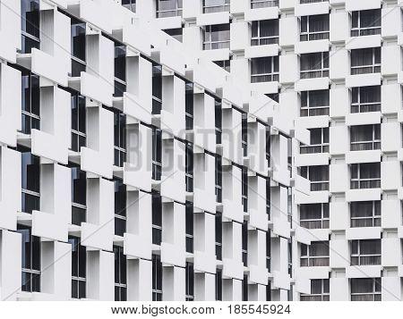 Architecture detail Building Facade design Geometric Window frame