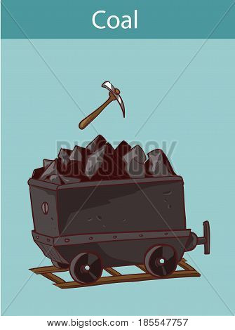 coal mine trolley mining industry coal mining