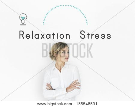 Antonym Opposite Relaxation Stress Satisfaction Frustration