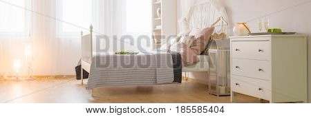 Simple Decor Of Bedroom