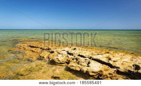 New Caledonia Ocean Scenic