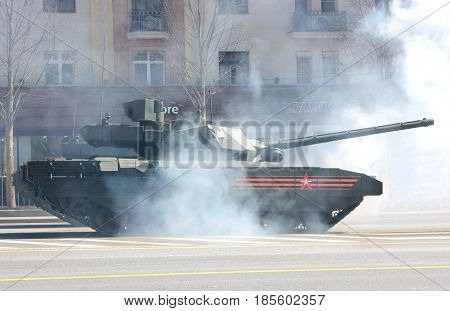 Russian tank T-14