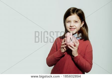 money savings future life childhood and happiness crisis and bankruptcy finance and banking stock exchange