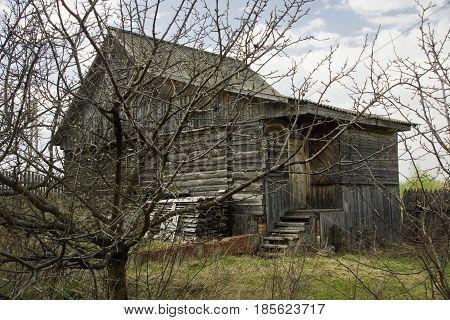 Abandoned Haunted Old House