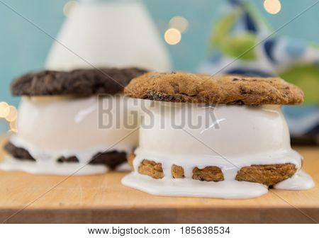 Ice Cream Sandwich Meltdown
