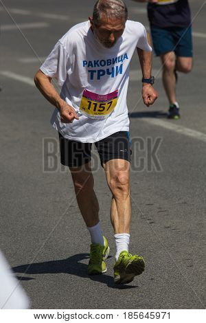 Skopje Marathon 2017