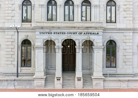 Us Court Of Appeals - Richmond, Virginia
