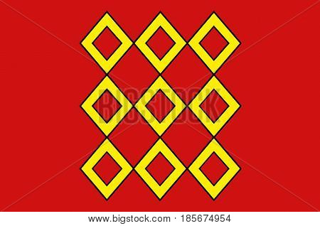 Flag of Pontivy is a commune in the Morbihan department in Brittany in north-western France.