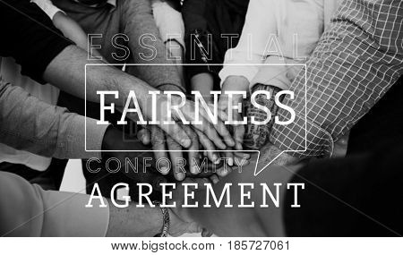 Fairness agreement freedom rights liberty