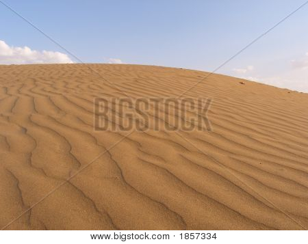 An Indian Desert