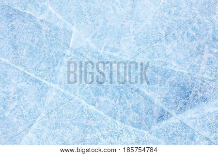 Baikal Ice Texture