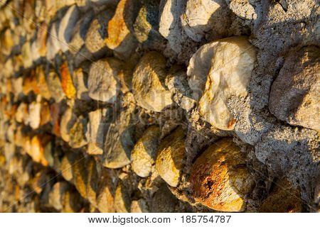 Wall Milan   Italy Old      Brick   The    Abstract  Background  Stone