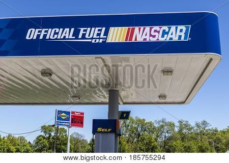 Indianapolis - Circa May 2017: Sunoco Retail Gasoline Location. Sunoco is a Subsidiary of Energy Transfer Partners VI