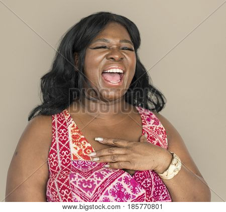African Descent Woman Singing