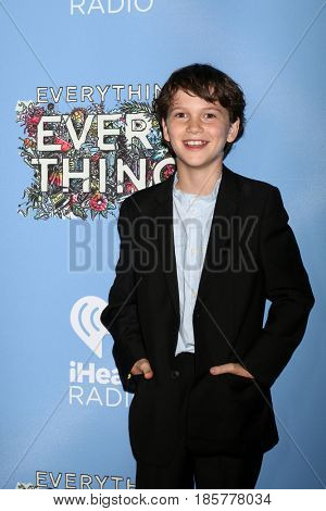 LOS ANGELES - MAY 6:  Gabriel Bateman at the