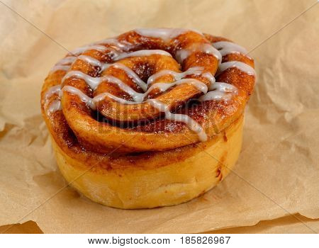 freshly baked cinnamon rolls. Fresh Homemade Cinnamon Rolls