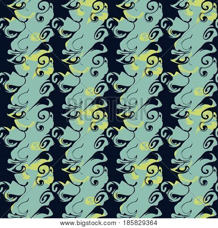 Graffiti Background Urban art seamless pattern vector illustration abstract high quality