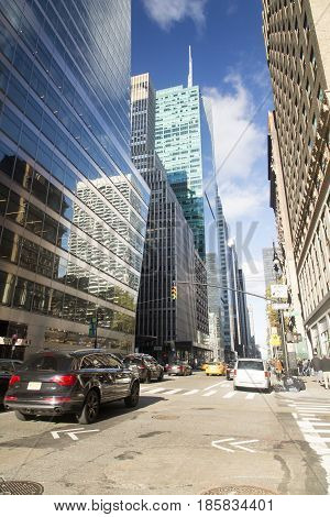 New York - Midtown Manhattan