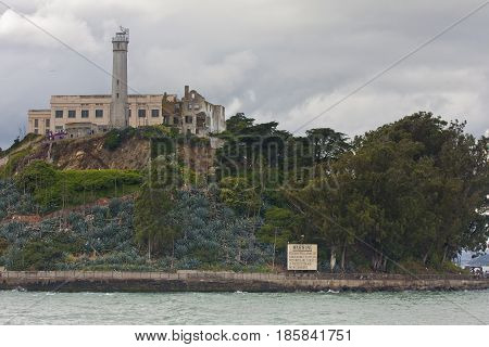 San Francisco - Alcatraz