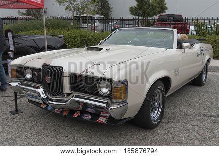 Mercury Cougar Xr7 On Display