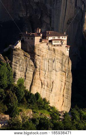 Meteora Monastery Greece