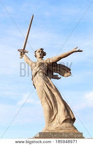 Monument The Motherland Calls!