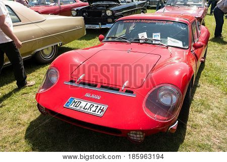 Paaren Im Glien, Germany - May 19: Sports Car Melkus Rs 1000,