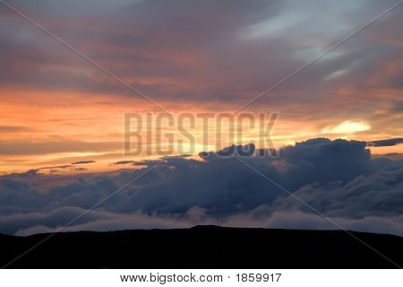Mauna Kea Sunset
