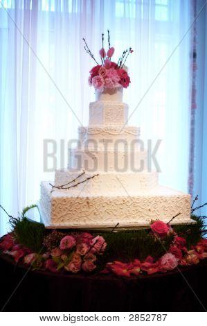 Beautiful Wedding Cake