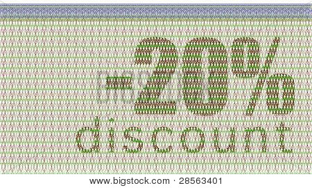 Discount Coupon -20%