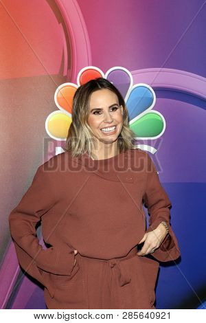 LOS ANGELES - FEB 20:  Keltie Knight at the NBC's Los Angeles Mid-Season Press Junket at the NBC Universal Lot on February 20, 2019 in Universal City, CA