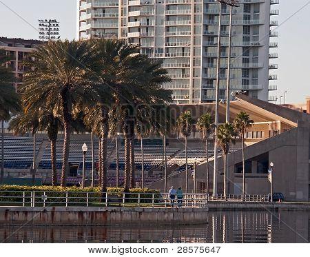 St. Petersburg, FL Stadium 2012