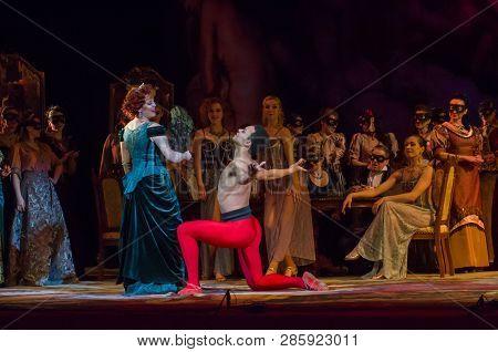 Classical Opera Traviata