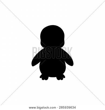 Penguin Baby Bird Vector & Photo (Free Trial) | Bigstock