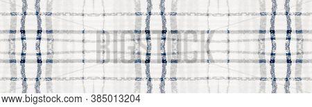 Gray Square Picnic. Seamless Textured Print. Irish Tartan Texture. Fashion Trendy Material. Square P