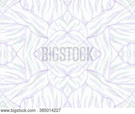 Tribal Wallpaper. Fashion Ethnic Banner. Geometric Tiger Lines. Wildlife Textile Design. Seamless Tr