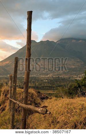 Cotacachi-volcano