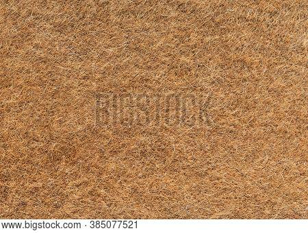 Doormat, Coir Door Mat Carpet Background With Coconut Natural Husk Fibre Texture Pattern For House F