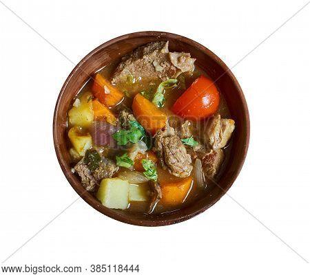 Banski Chomlek - Bulgarian Typical Dishes Offered In Bansko And Dobrinishte