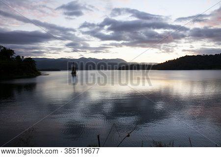 Lake Arenal In La Fortuna, Costa Rica