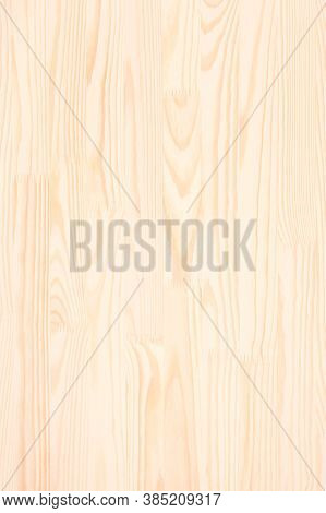 Light Wooden Background. Wood Texture With Natural Pattern. The Light Beige Wood Texture. The Vertic
