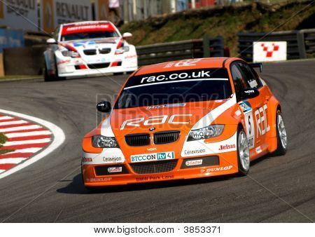 Team Rac Bmw Turkington