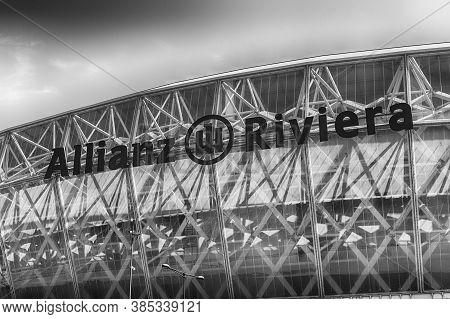 Allianz Riviera Stade De Nice, Cote D'azur, France