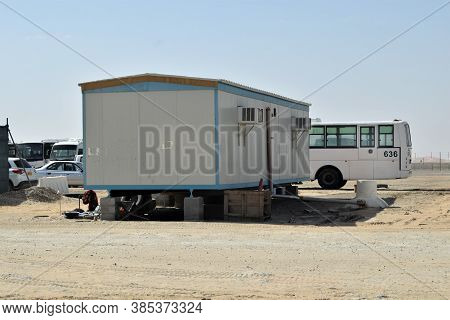 Portacabin. Portable House And Office Cabins. Labour Camp. Porta Cabin. Small Temporary Houses : Mus