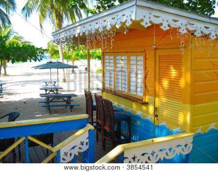 Beach Bar Barbados