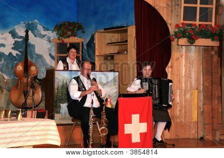 Swiss Folk Musical