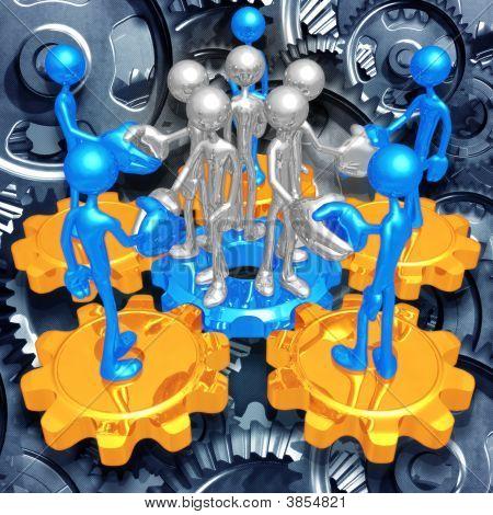 Networking Gears