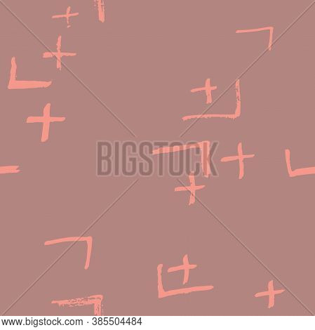 Tie Dye Japanese Geometric Artistic Seamless Pattern. Scribble Cartoon Doodle Craft Texture. Boho Ti